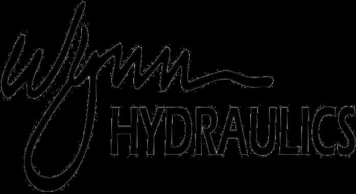 Wynn's Hydraulics Logo-black